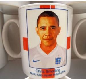 オバマ マグカップ