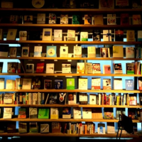 森の図書館