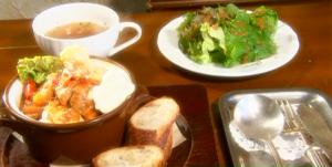 チキンと夏野菜のラタトゥイユ