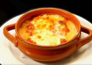 チーズたっぷりラザーニャ
